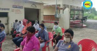 जौनपुर। क्षेत्राधिकारी ने बैठक कर मास्क पहनने पर दिया जोर, कोरोना महामारी को देखते हुए किया बैठक