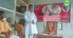 हिन्दू धर्म एवं संस्कृति की रक्षा के लिए हुई है विश्व हिन्दू परिषद की स्थापना -दीपक जी