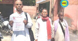 जौनपुर। हाथरस मामले में अखिल भारतीय खेत मजदूर यूनियन ने एसडीएम को सौंपा ज्ञापन