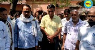 जौनपुर। अधिवक्ता की पत्नी एवं केंद्रीय मंत्री के आकस्मिक निधन पर हुई शोक, मड़ियाहूं तहसील में हुई शोकसभा