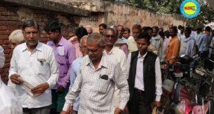 जौनपुर। ग्राम न्यायालय की स्थापना के लिए मड़ियाहूं तहसील के अधिवक्ताओं ने किया जमकर प्रदर्शन