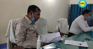 जौनपुर। मड़ियाहूं में लगा समाधान दिवस में 129 फरियादियों ने अपनी फरियाद सुनायी, छः का हुआ निस्तारण