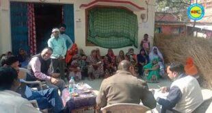 जौनपुर। खाद्य रसद विभाग के आयुक्त ने दुकान का किया निरीक्षण, मड़ियाहूं के अलीपुर गांव का मामला