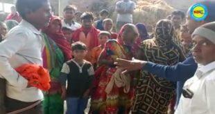 जौनपुर। विवाहिता के ससुर को पकड़कर नीम के पेड़ में बांधने का वीडियो वायरल, क्षेत्र के लोगों में मचा हड़कम्प