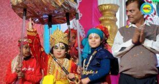 जौनपुर। गिरिराज गोवर्धन प्रत्यक्ष देवता है – दिव्य मोरारी बापू