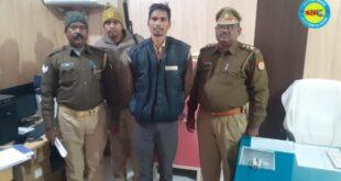 जौनपुर। जिला बदर युवक को पुलिस ने गिरफ्तार कर भेजा जेल, मड़ियाहूं कोतवाली का मामला