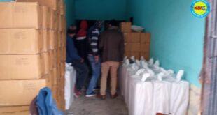 जौनपुर। छापेमारी में करोड़ों का प्रतिबंधित ड्रग पकड़ाया, एसटीएफ, एनसीबी की संयुक्त टीम ने किया छापेमारी