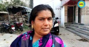 जौनपुर। हौसला बुलंद बदमाशों ने महिला के गले से मंगलसूत्र और मोबाइल छीना