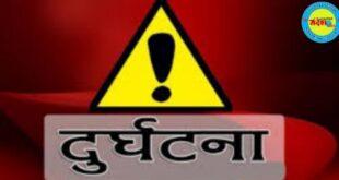 जौनपुर। खड़े ट्रक में मैजिक घुसने से दो घायल जलालपुर थाना क्षेत्र के रेहटी गांव की घटना