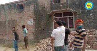 जौनपुर। जमीनी विवाद में हुई जमकर खूनी संघर्ष सात घायल एक जिला अस्पताल रेफर