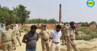 जौनपुर। ईट भट्टों पर अवैध शराब के बिक्री की सूचना पर पुलिस ने मारी छापा, मचा हड़कंप