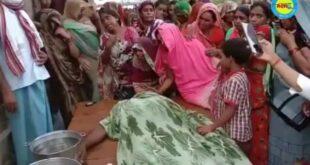जौनपुर। आम तोड़ने के लिए पेड़ पर चढ़े युवक की पैर फिसल कर गिरने से दर्दनाक हुई मौत